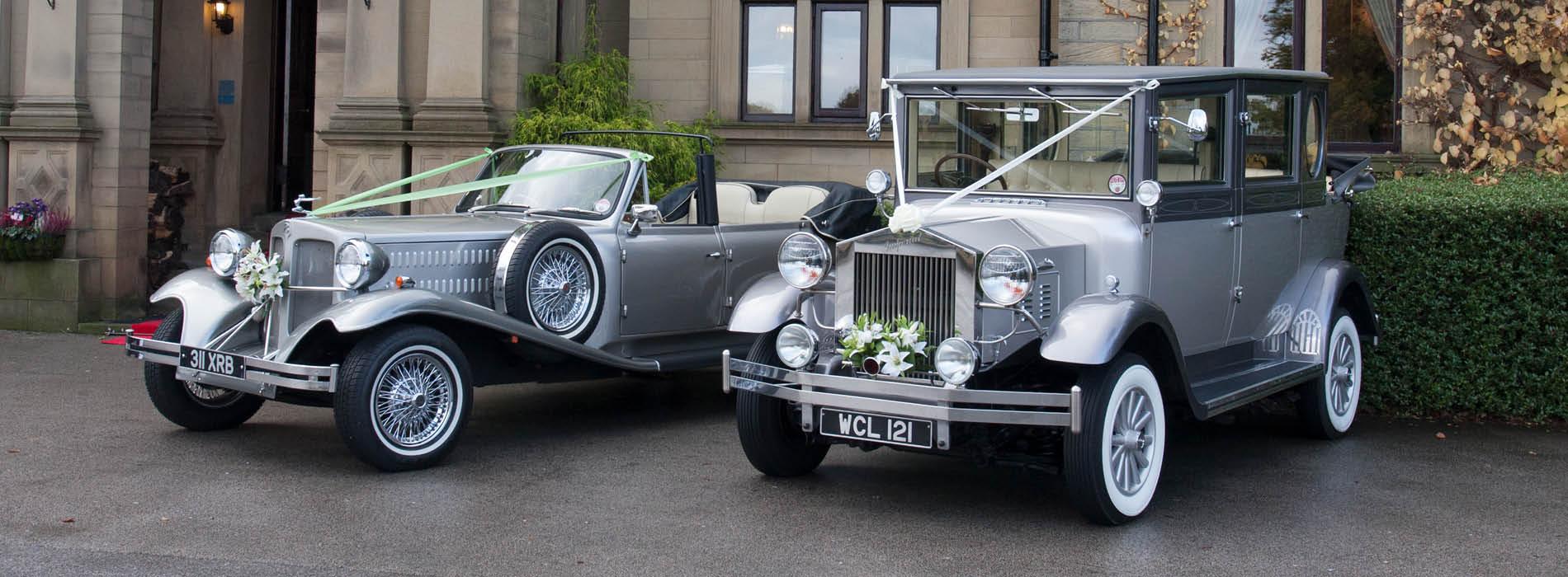 Wedding cars Huddersfield Imperial Beauford