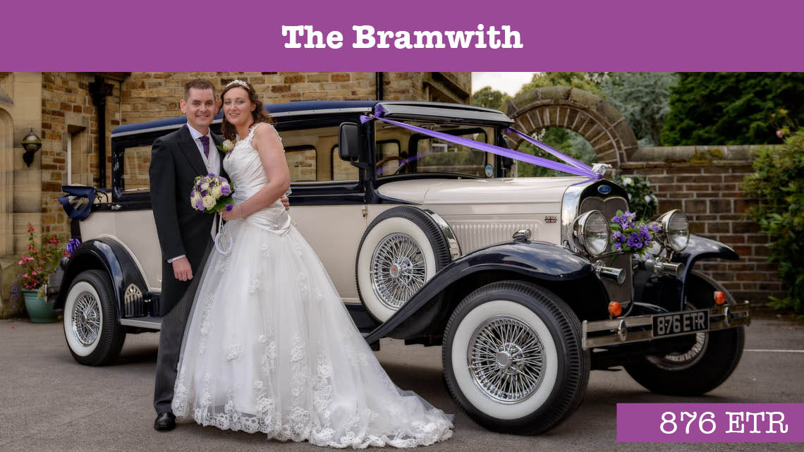 Bramwith Wedding car - wedding cars huddersfield